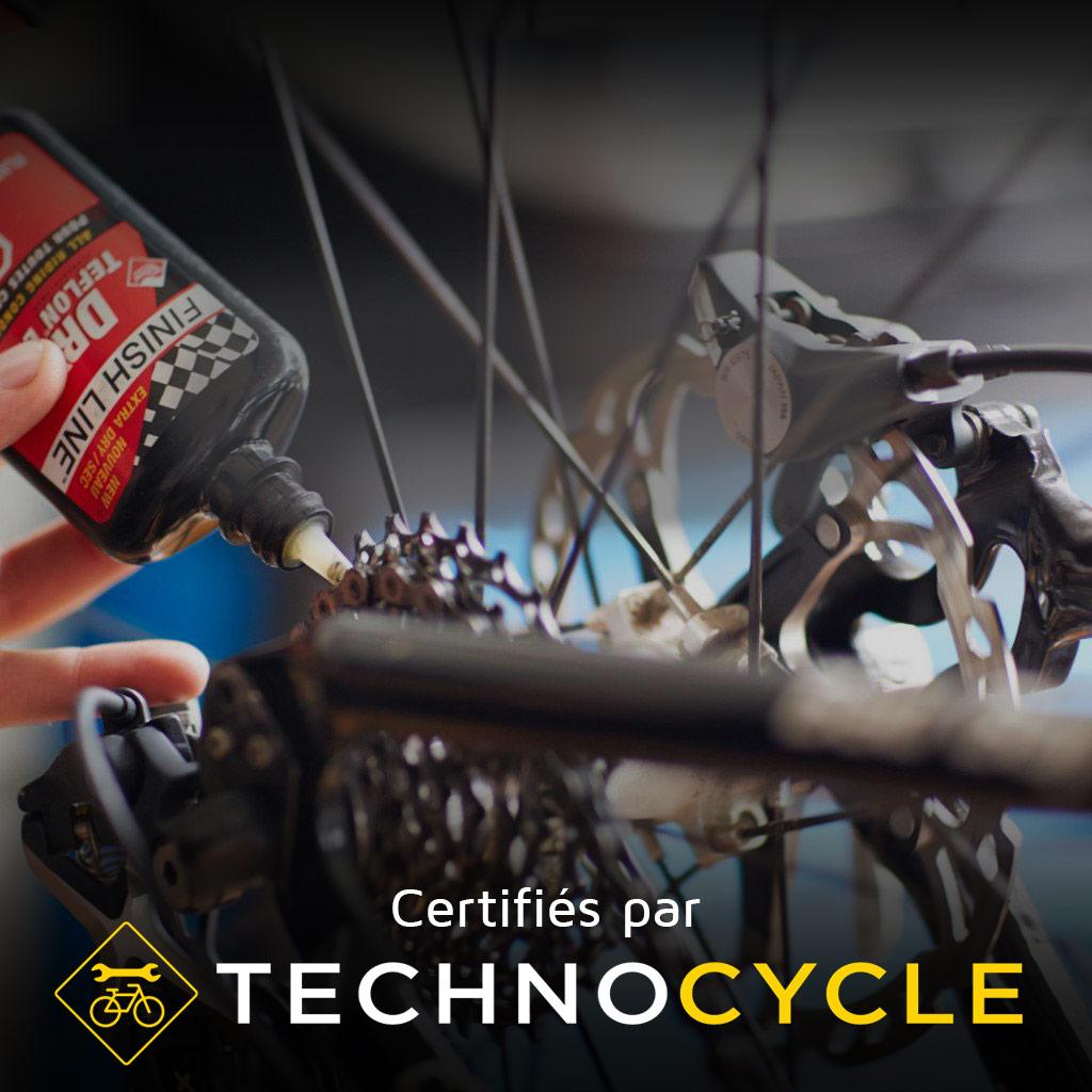 Cours de mécanique Technocycle