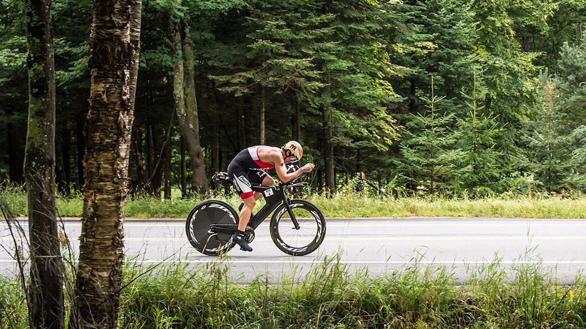 Ironman Mont-Tremblant service vélo