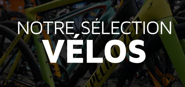 Rabais sur nos vélos - Spécial salon 2018