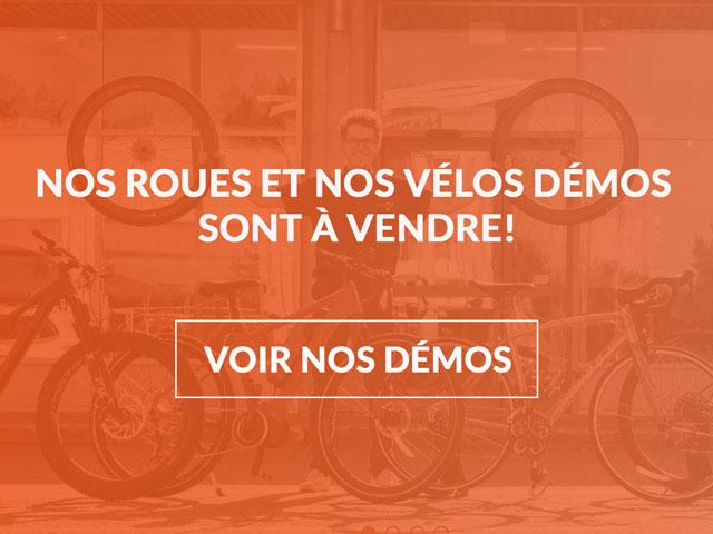 Vente de vélos démos 2018