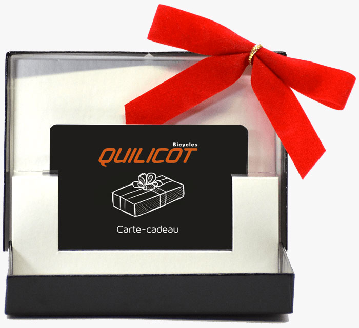 Carte cadeau traditionnelle Quilicot
