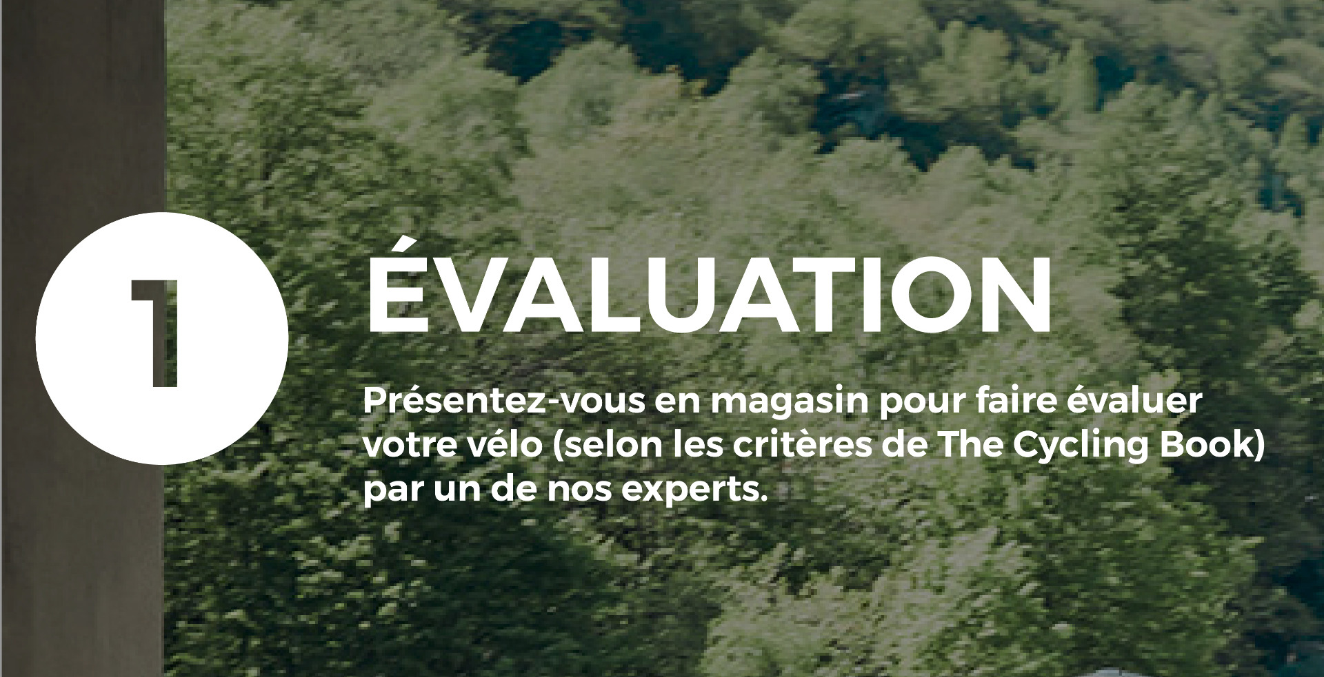 CYCLING BOOK ÉVALUATION