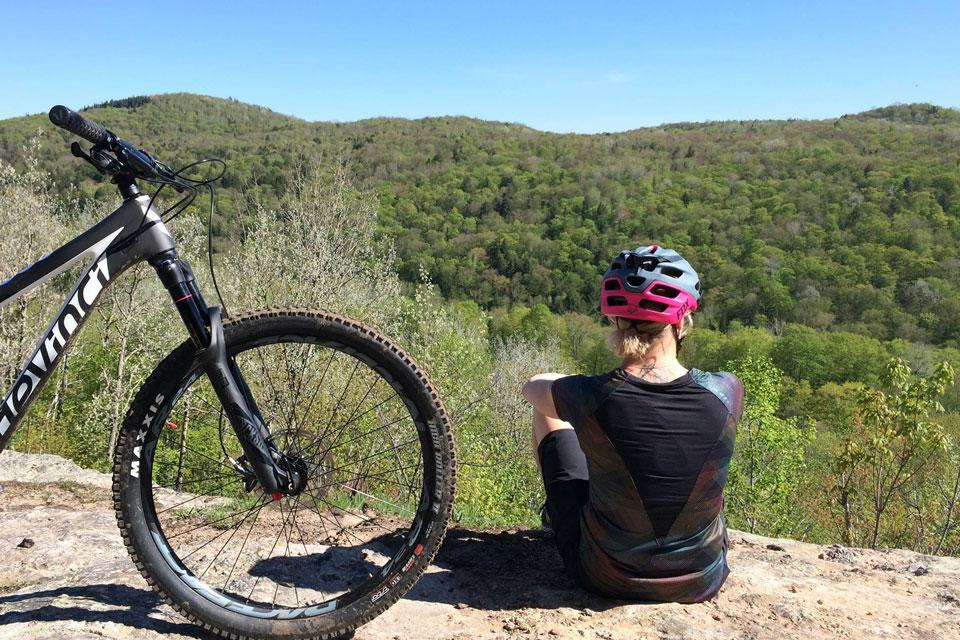 Vélo de montagne - meilleurs endroits