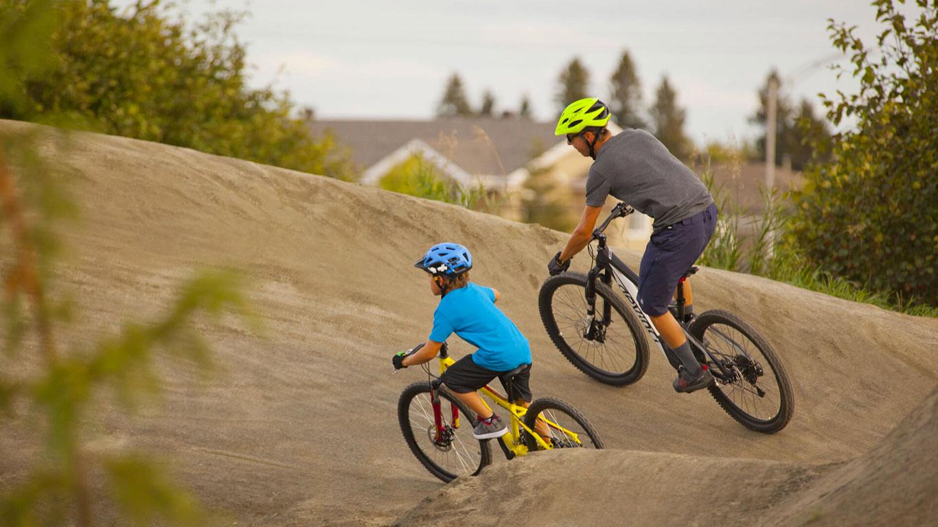 Vélo de montagne enfant