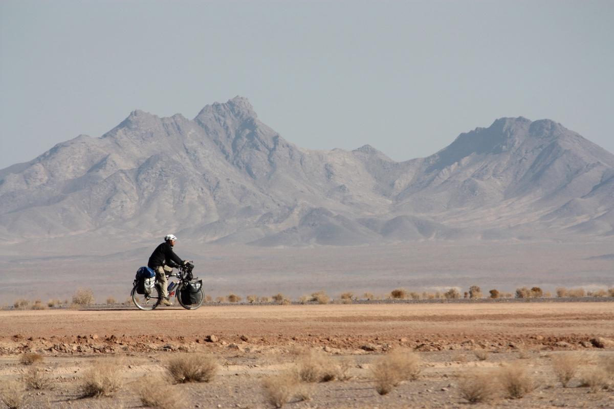 Cyclotourisme en solitaire