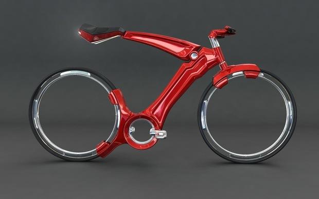 Que sera le vélo du futur?