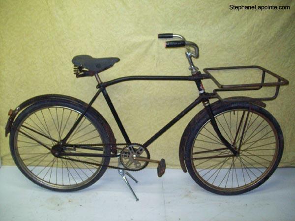 Quand le vélo devient objet de collection