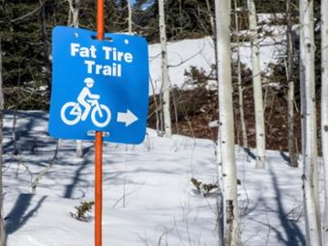 Fatbike : de plus en plus de sentiers au Québec