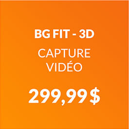 Bg fit - 3d